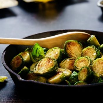 Gluten Free Roasted Brussel Sprouts
