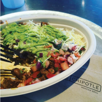 REVIEW: CHIPOTLE BURRITO BOWL
