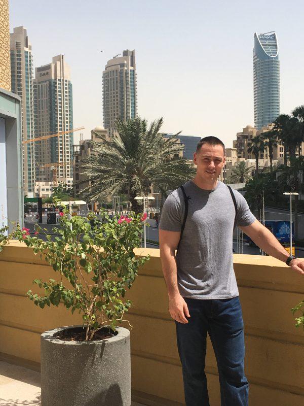 gluten free, gluten free dad, Dubai