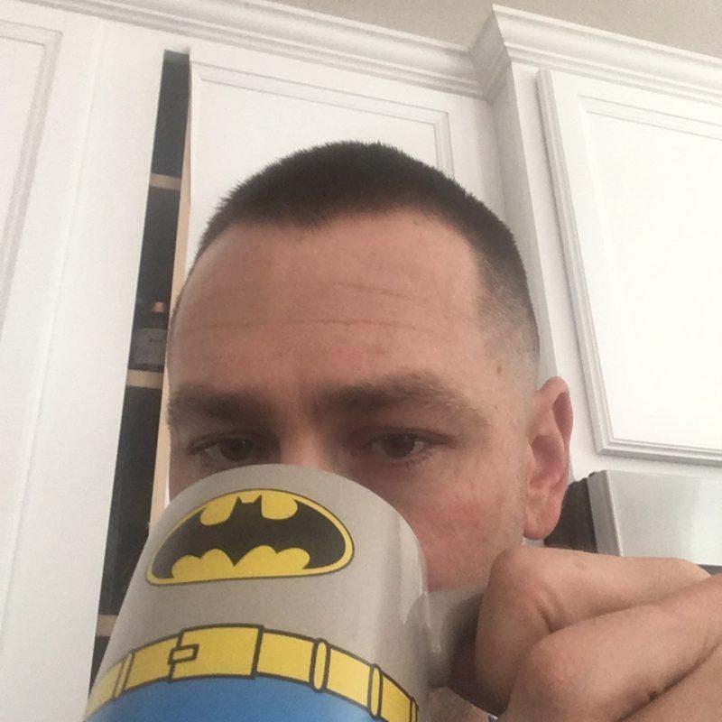 Gluten Free, Gluten Free Dad, Batman