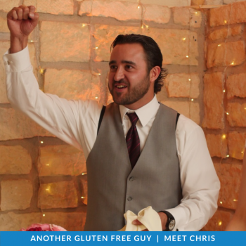Gluten Free Guys: Meet Chris!