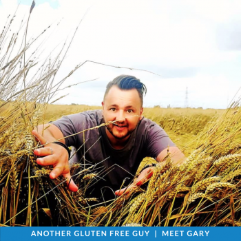 Gluten Free Guys: Meet Gary!
