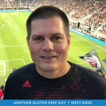 Gluten Free Guys: Meet Dave!