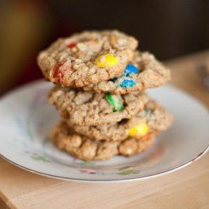gluten free monster cookie