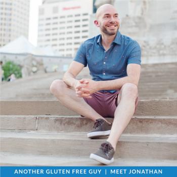 Gluten Free Guys: Meet Jonathan!
