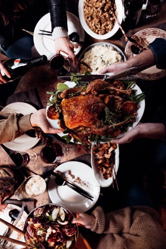 gluten free meal idea