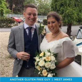 Gluten Free Guys: Meet James!