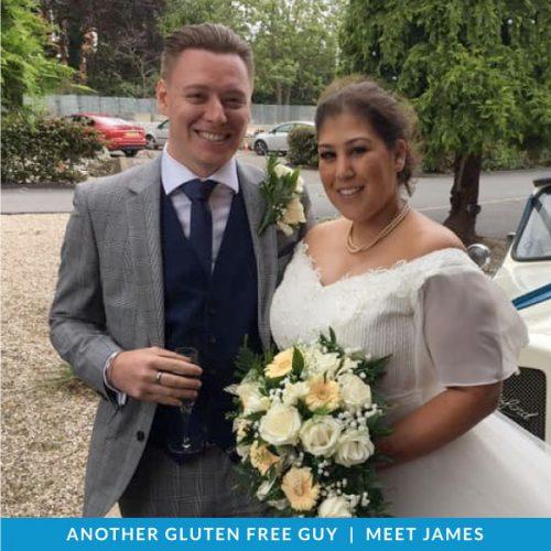 gluten free james