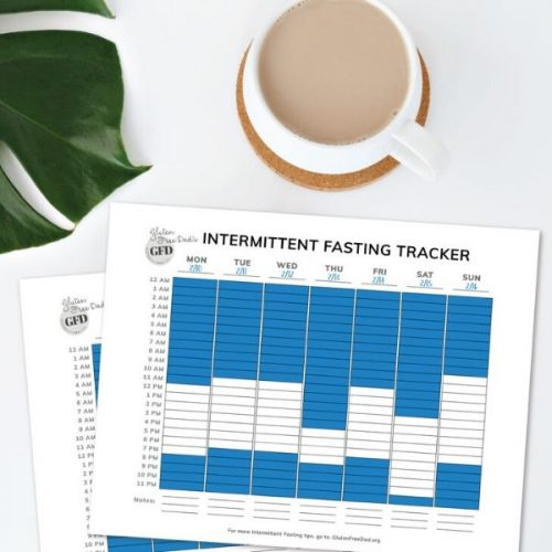 Intermittent fasting tracker