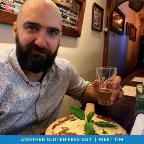 Gluten free Tim