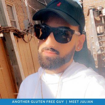 Gluten Free Guys: Meet Julian!