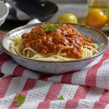 Gluten Free Pasta Sauce Upgrade