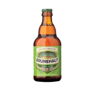 Brunehaut Belgian Band Ale (Gluten removed?)