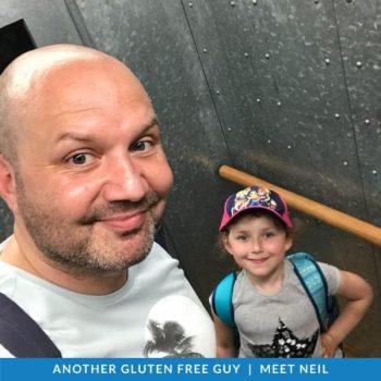 Gluten Free Guys: Meet Neil!