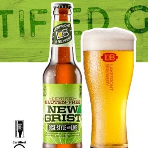 New Grist Gose-Style with Lime