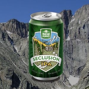 New Planet Seclusion IPA (Gluten removed)