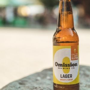 Omission Lager (Gluten removed)