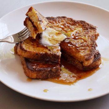 Delicious Gluten Free French Toast Recipe