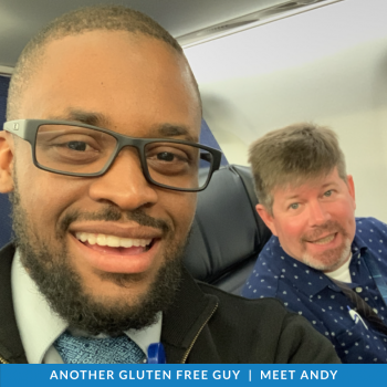 Gluten Free Guys: Meet Andy!