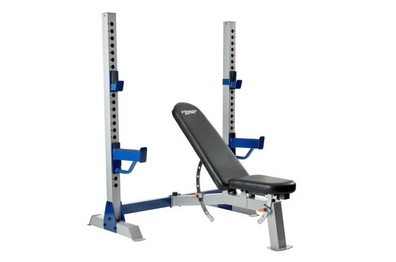 budget friendly home gym ; fitness gear weight bench