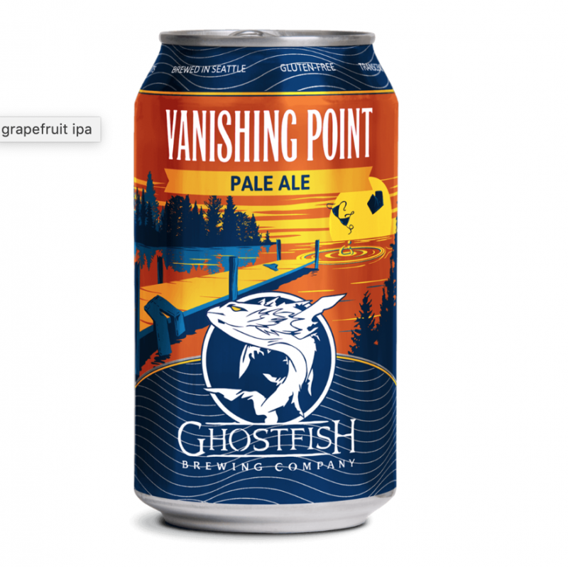 Ghost Fish Brewing Pale Ale