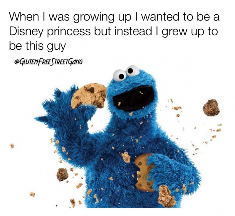 gluten free memes