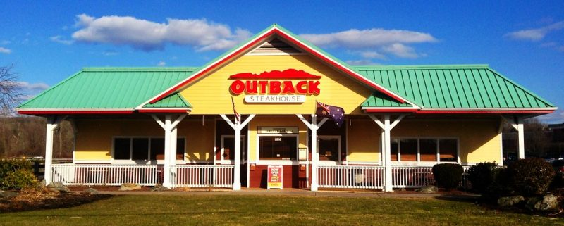 Outback Steakhouse gluten free
