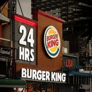 Burger King gluten free