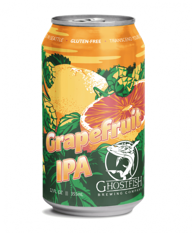 Ghost Fish Brewing Grapefruit IPA