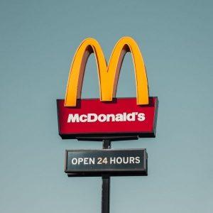 McDonalds gluten free feature image