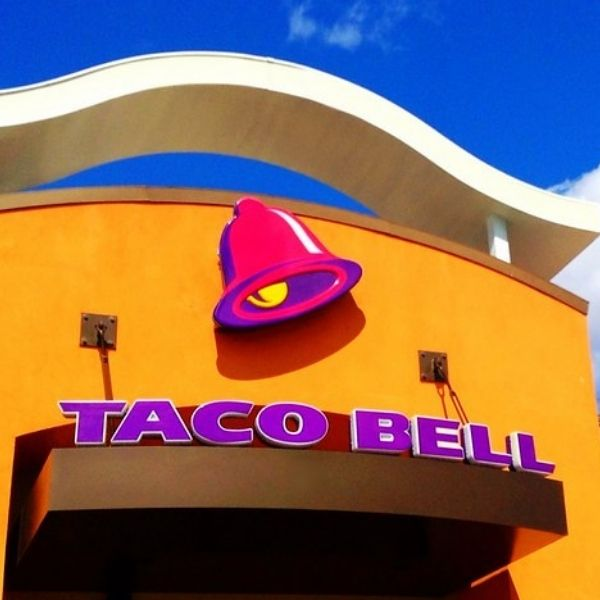 gluten free at Taco Bell