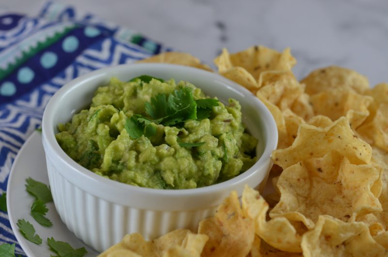 guacamole recipe easy