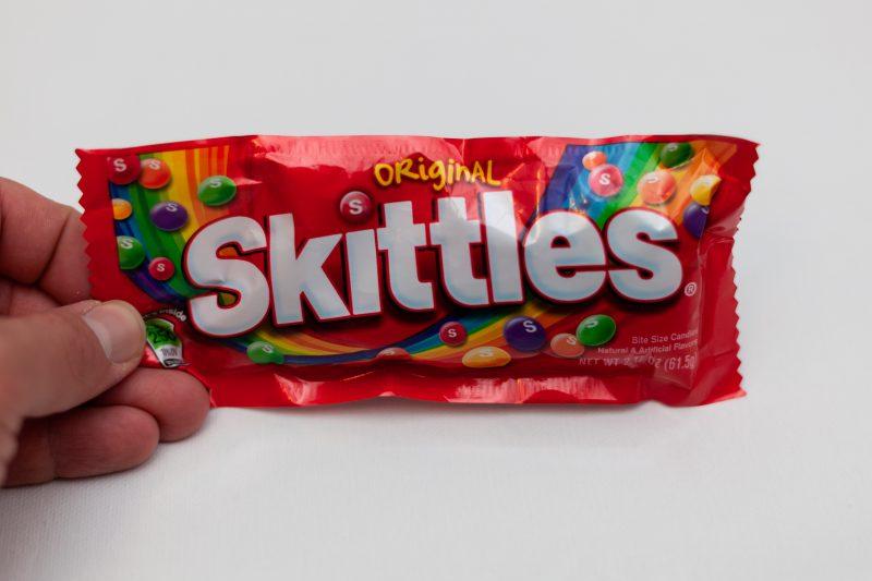 are skittles gluten free