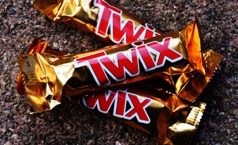 are Twix gluten free