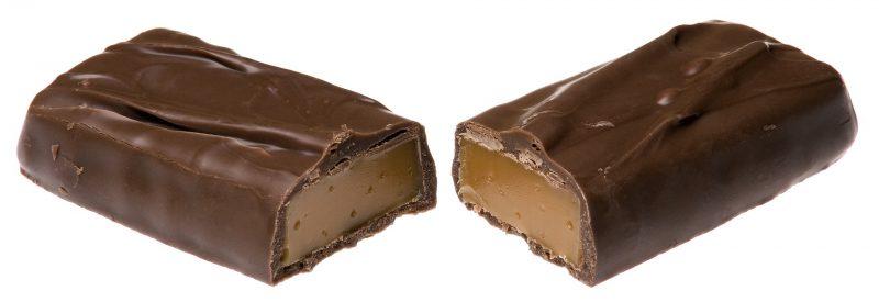 are Milky Way caramel gluten free
