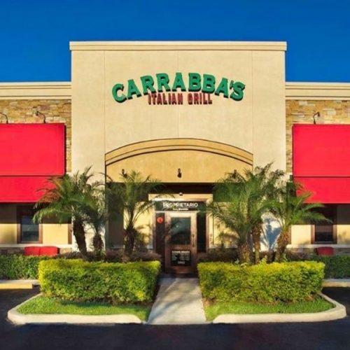 carrabbas gluten free menu