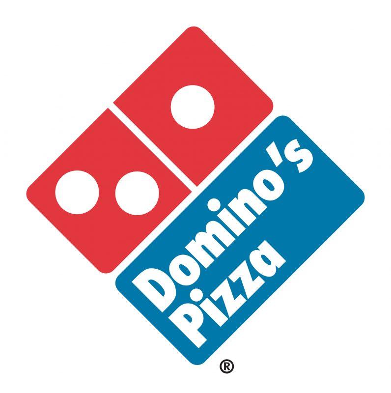 Domino's gluten free pizza menu
