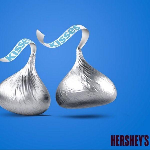 are Hershey kisses gluten free