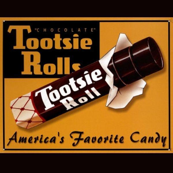 are tootsie rolls gluten free