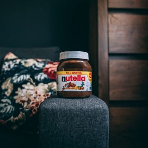 is nutella gluten free