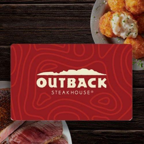 outback gluten free menu