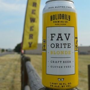 Holidaily brewing gluten free beer