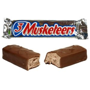 a 3 musketeers gluten free
