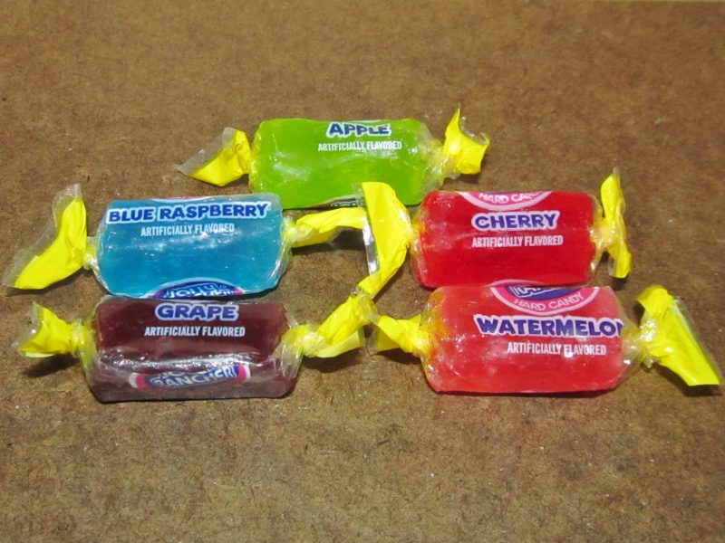 are jolly ranchers gluten free