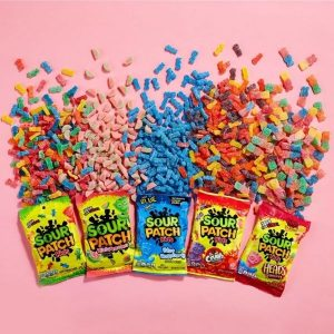 are sour patch kids gluten free